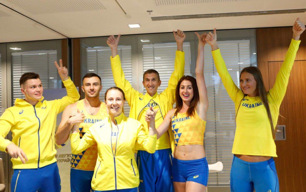 ... объявляем о партнерстве с Федерацией легкой атлетики Украины. Украина  стала первой страной в Восточной Европе, спонсором чьей команды выступил  ASICS. c3c02eb5188