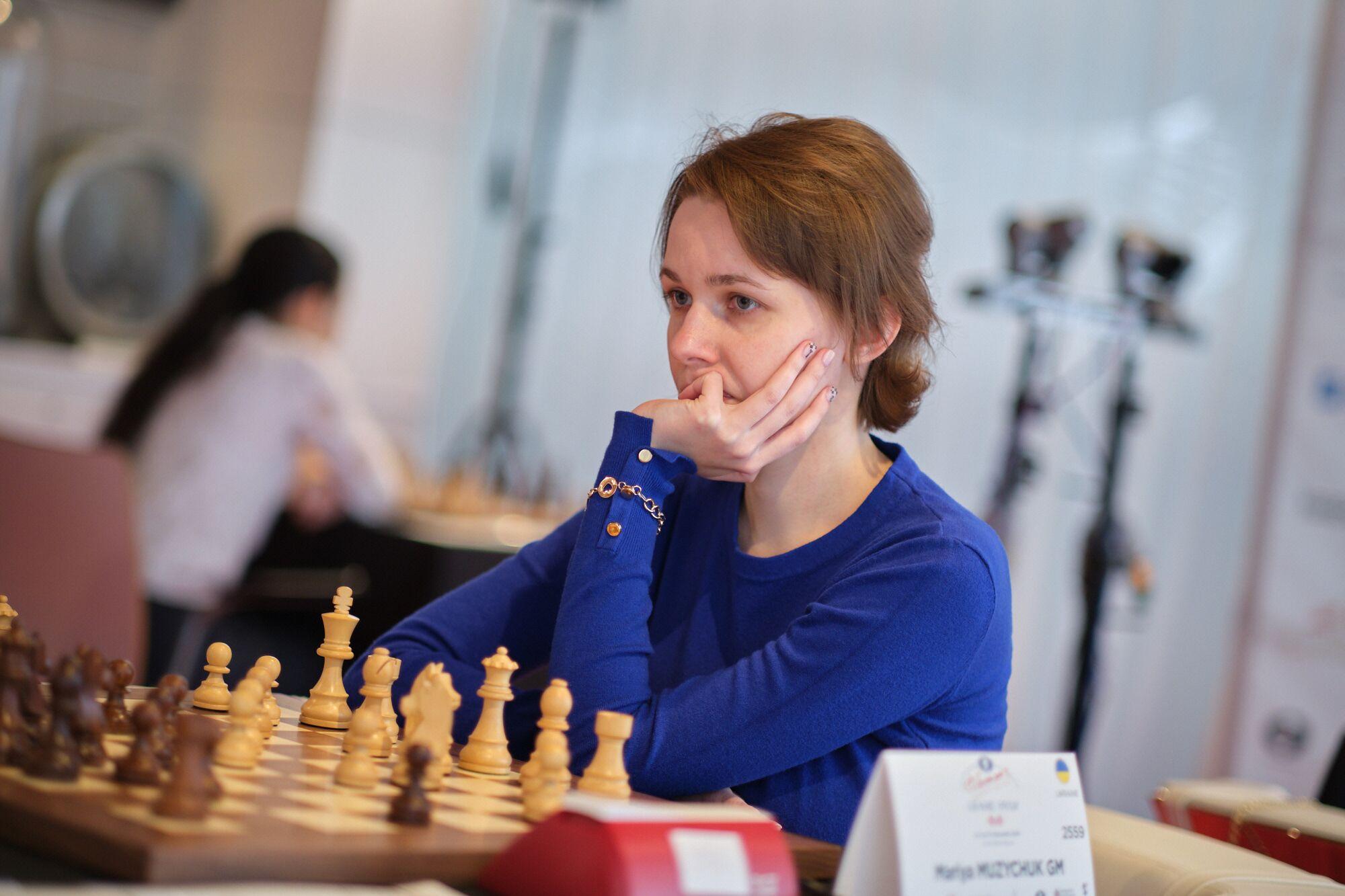 мастерством мария музычук шахматы фото что ещё