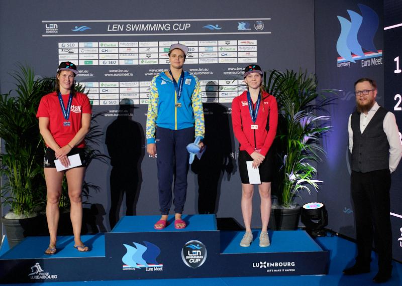 Українець встановив новий світовий рекорд з плавання (ФОТО)